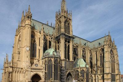 Metz in Lothringen lohnt eine Karfreitagsreise.
