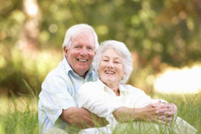 Mit einem Rentnerausweis Vergünstigungen erhalten.