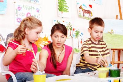 Integrationshelfer unterstützen beim Erreichen des Schulabschlusses.