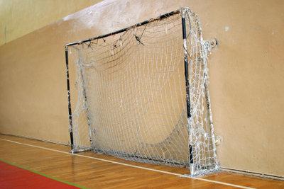 Übungen für Kindertraining im Handball.