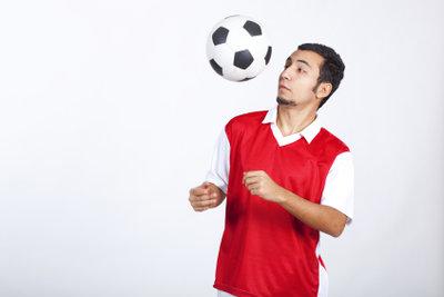 Einwürfe sollte der Mitspieler annehmen können.