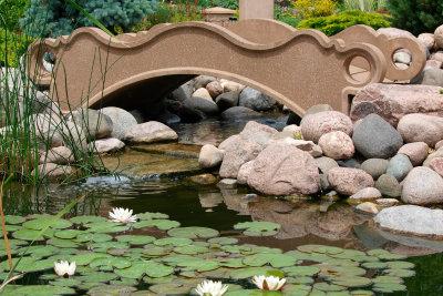 Gartenteichgestaltung funktioniert mit einem Online-Gartenplaner.