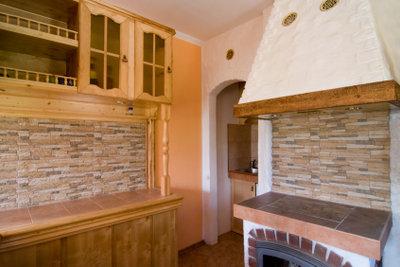 Küchenarbeitsplatten aus Granit selber schneiden.