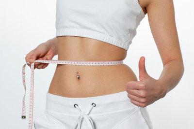 Gewichtszunahme in den Wechseljahren verhindern.