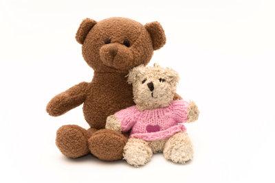Jeder Teddy hat einen unschätzbaren Wert für jemanden.