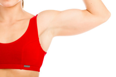 Muskelzerrungen sollten auskuriert werden.