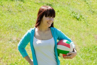 So glänzen Sie beim Volleyball!