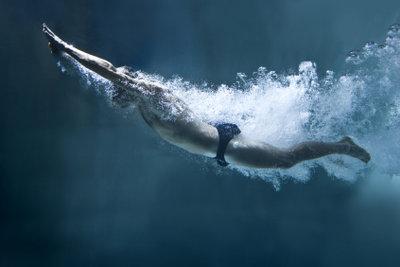Regelmäßiges Schwimmen hält fit und gesund