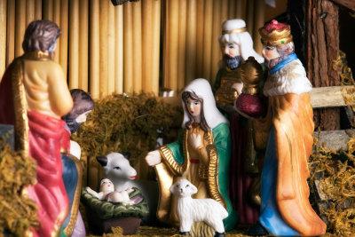 Eine Weihnachtsgeschichte darf auch lustig sein.