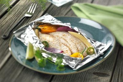 Fisch liefert während der Trennkost Eiweiß!