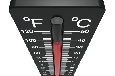 Thermomter können Sie selber eichen.