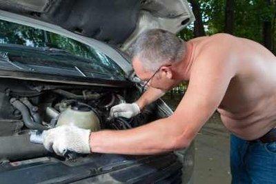 Die Dienstwagen-Regelung schließt auch Werkstattkosten ein.