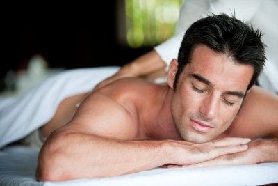 Nackenverspannungen können Schwindel erzeugen.