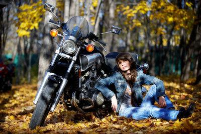 Es gibt viele Versicherungsklassen für Ihr Motorrad!
