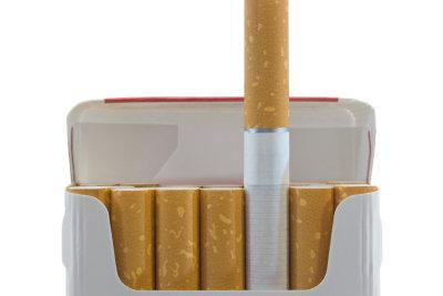 Rauchen vor einer Operation ist schlecht.