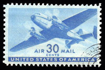 Eine alte Briefmarke richtig verkaufen.