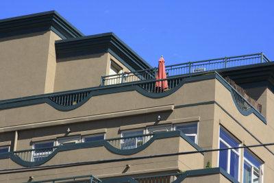 Balkonanbaukosten sind absetzbar.