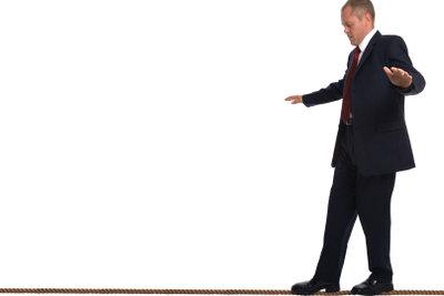 Sie möchten Ihren Gleichgewichtssinn trainieren?