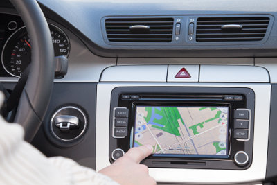 Halten Sie TomTom-Navigationsgeräte immer aktuell.