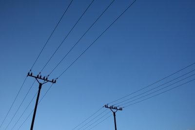 Es gibt nicht nur einen Stromanbieter.