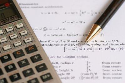 Excel kann mit komplexen Formeln rechnen.