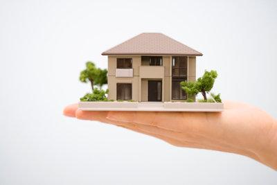 Ein Haus zum selber bauen.