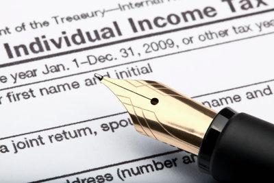 Jedes Einkommen muss versteuert werden.