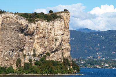 Klettern Sie im November am Gardasee!