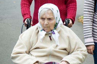 Als pflegende Angehörige erhalten Sie Rentenbeiträge.