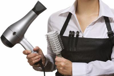Friseur - ein sicherer Handwerksberuf.