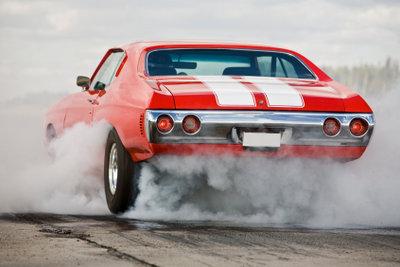 Amerikanische Muscle Cars sind Kult.