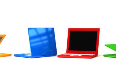 Die mobile Mini-Festplatte ergänzt Netbooks optimal.