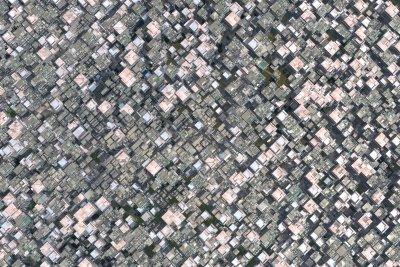 Auch Google-Earth-Alternativen ermöglichen Betrachtungen von oben.