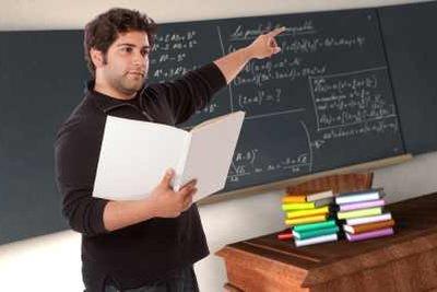 So wird man ein Berufsschullehrer.