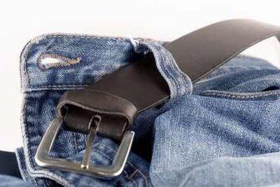 Aus Jeans werden Chaps!