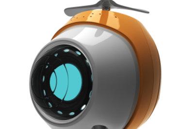 Drahtlos ins Netz per Funk Webcam.
