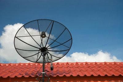 Ein Antennensignalverstärker braucht ein starkes Signal.