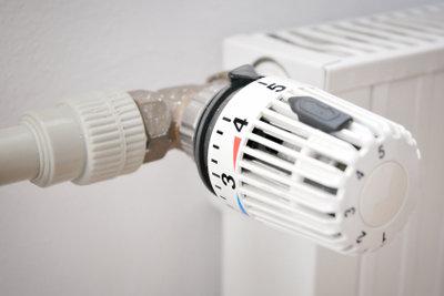 Thermostate der Heizkörper immer energiesparend einstellen