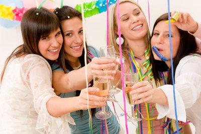 Geburtstag feiern mit einem Tag der offenen Tür.