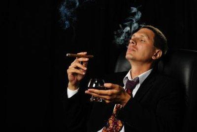 Genießen Sie Ihre Zigarre!