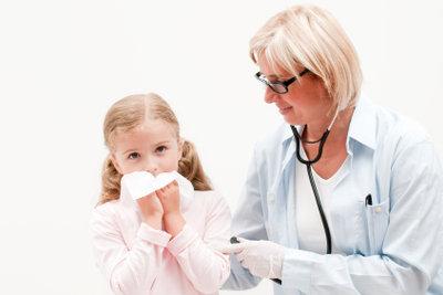 Eine Nasennebenhöhlenentzündung ist sehr unangenehm.