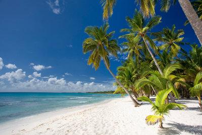 Reiseziel mit Sonnengarantie - die Karibik.