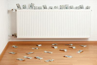 Verheizen Sie nicht Ihr Geld!