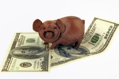 Ein Hauskauf auf Rentenbasis spart Geld.