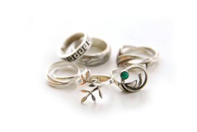 Jeder Ring kann zum Keuschheitsring werden.
