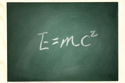 Einsteins Formel kennt jeder!