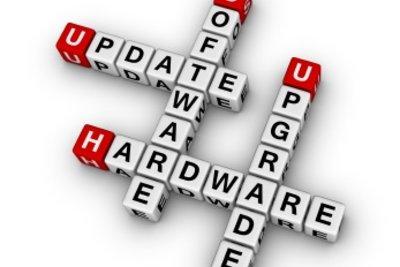 Updates verbessern die Systemsicherheit.