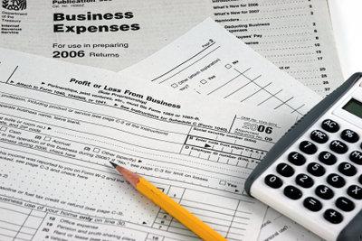Sorgfältige Steuererklärung senkt zu versteuerndes Einkommen.