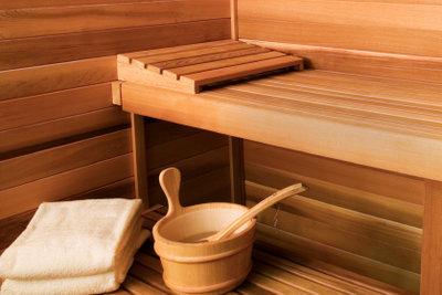 Sauna tut nur nackt richtig gut.