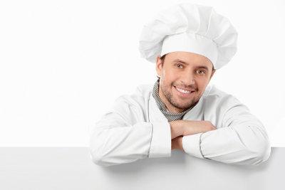 Als Koch sind Sie international einsetzbar.